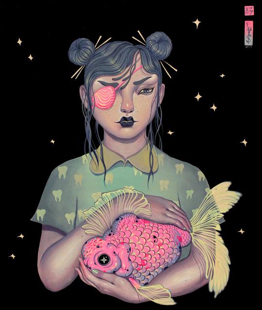 Lauren YS, 'Kiki', 2019, Corey Helford Gallery
