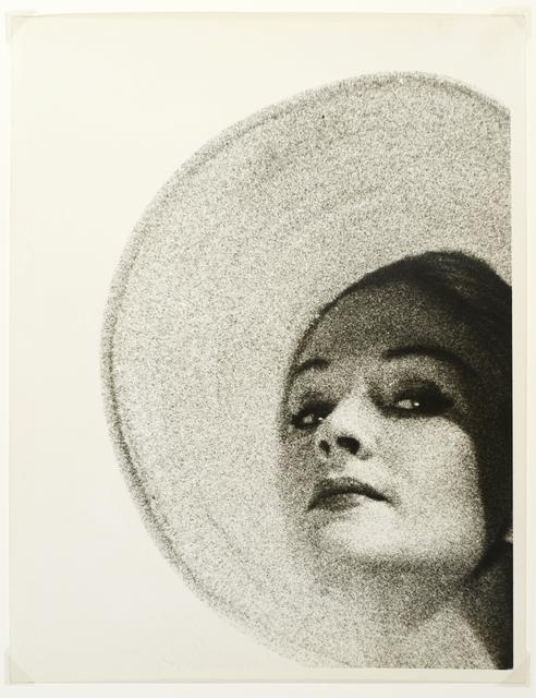 , 'Woman with a hat,' 1947, Galerie Sophie Scheidecker