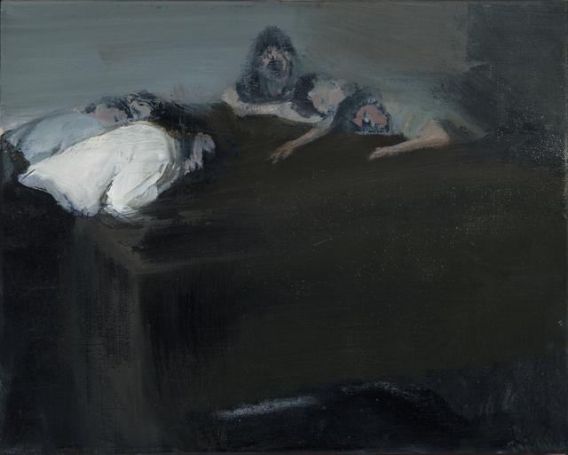 , 'Attend,' 2015, Barnard