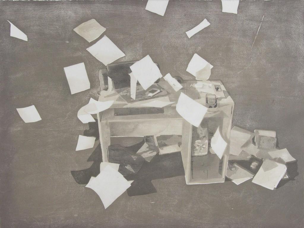 Kevin Frances, Falling Paper