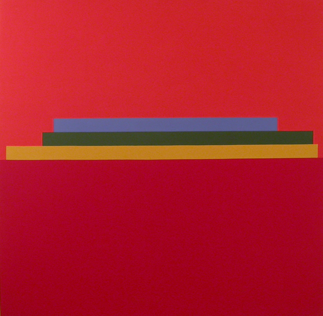 , 'Union Brand ,' 1965, Bernard Jacobson Gallery