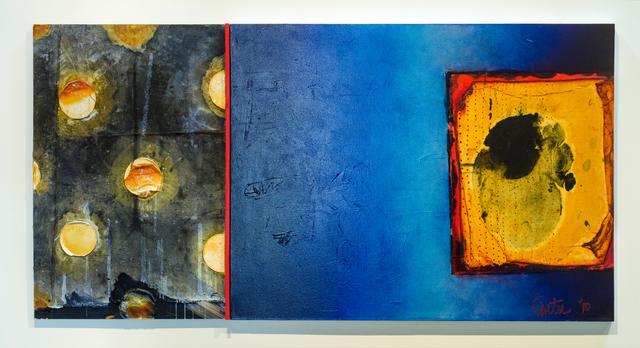 , 'Love's Near,' 1996-2010, Dab Art