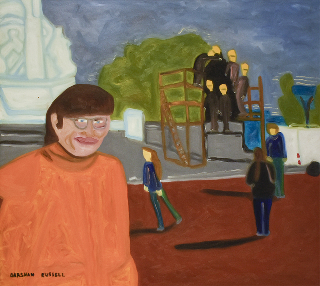 Darshan Russell, 'Self Portrait', 1997, Carrie Haddad Gallery