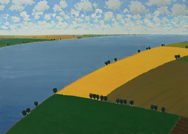 John Karl Claes, 'Riverside Farms', ÆRENA Galleries and Gardens