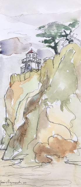 , 'Point Reyes Lighthouse,' 2007, Andra Norris Gallery