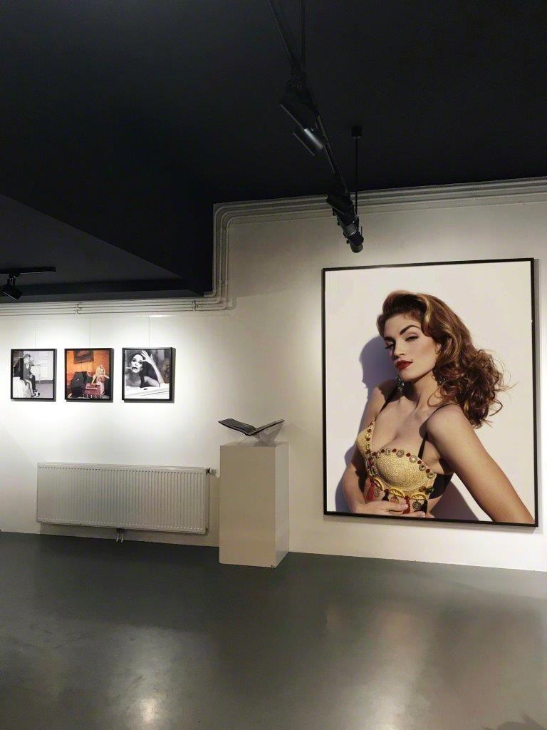 Michel Comte - Solo Expositie. Kunsthuis Amsterdam.  Nov - Dec 2018