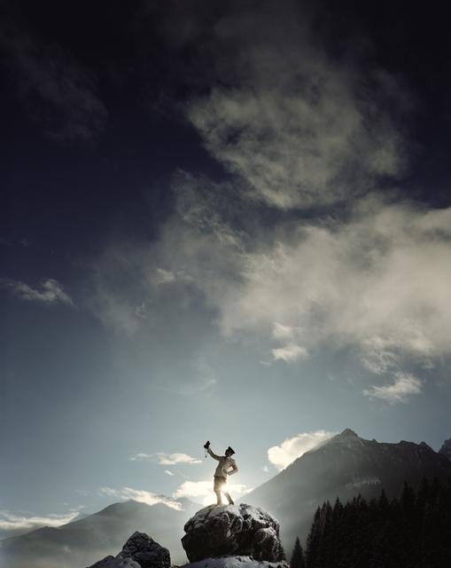 , 'Selbstbildnis I,' 2012, carlier | gebauer