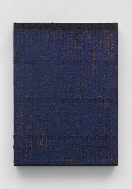 , 'Bisect-Deep Blue,' 2019, Aye Gallery