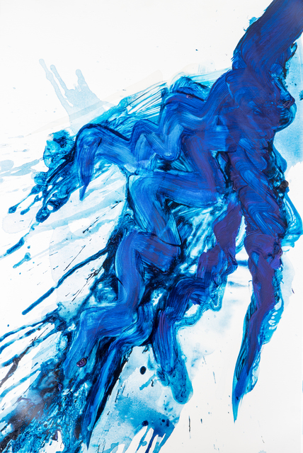 , 'Her Ponytail,' 2015, Askeri Gallery