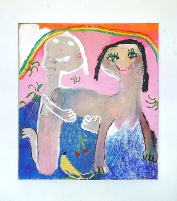 , 'Honey Moon With Nobody,' 2018, Freight + Volume