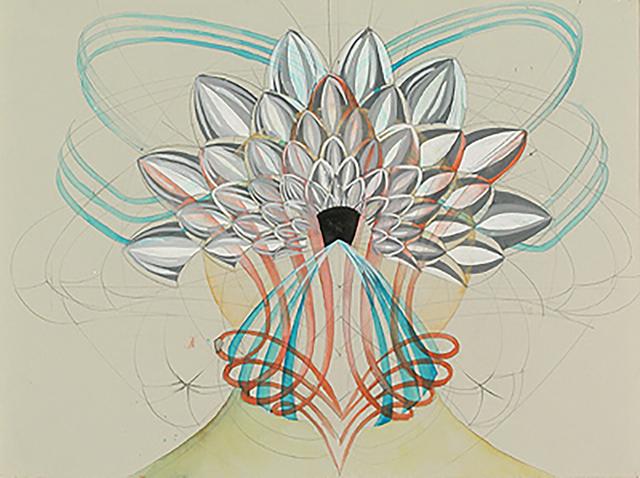 , 'Light As Spray,' 2015, Mark Moore Fine Art