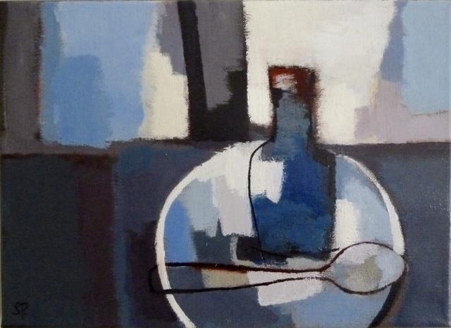 , 'Harmonie Bleue,' 2017, Susan Eley Fine Art
