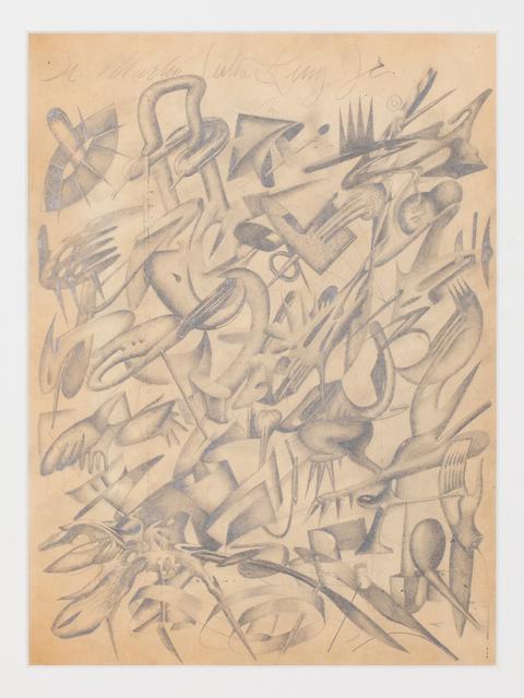 , 'MLKJr.,' 2017, Fisher Parrish Gallery