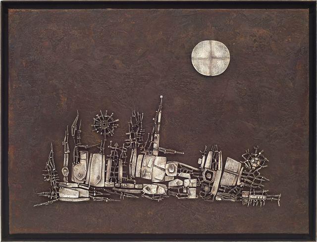 , 'I giardini di pietra,' 1956, Tornabuoni Art