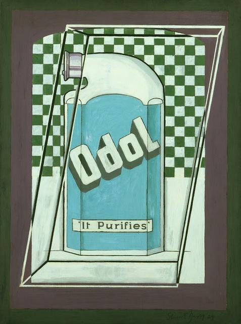 , 'Odol,' 1924, de Young Museum