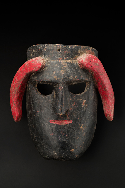 Unknown Artist, 'Guerrero Diablo character, Diablito Dance', mid 20th C., Cavin-Morris Gallery