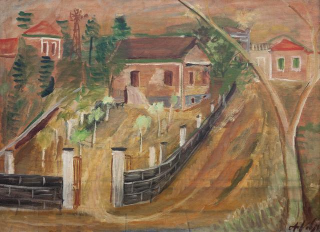 , 'Casario - Mogi das Cruzes,' 1930, Galeria Frente