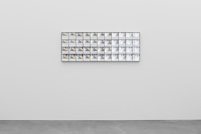 , 'Hohlspiegelobjekt,' 1971, von Bartha