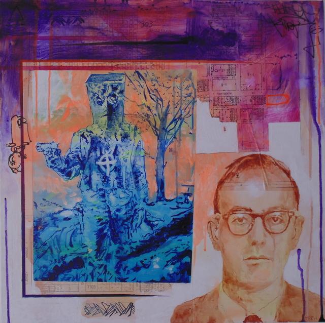, 'Zodiac Killer,' 2017, Deep Space Gallery