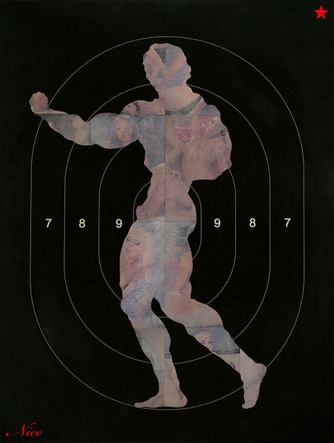 , 'Nice Guns I,' 2012, Robert Berman Gallery