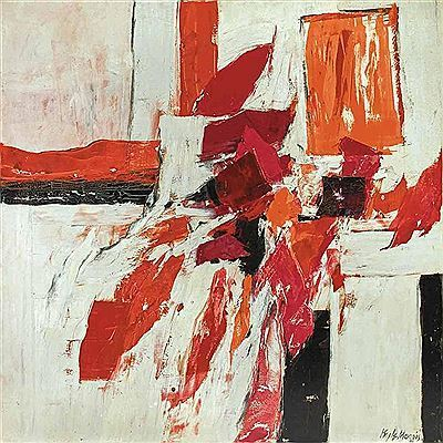 , 'Untitled,' 1960, Bethesda Fine Art