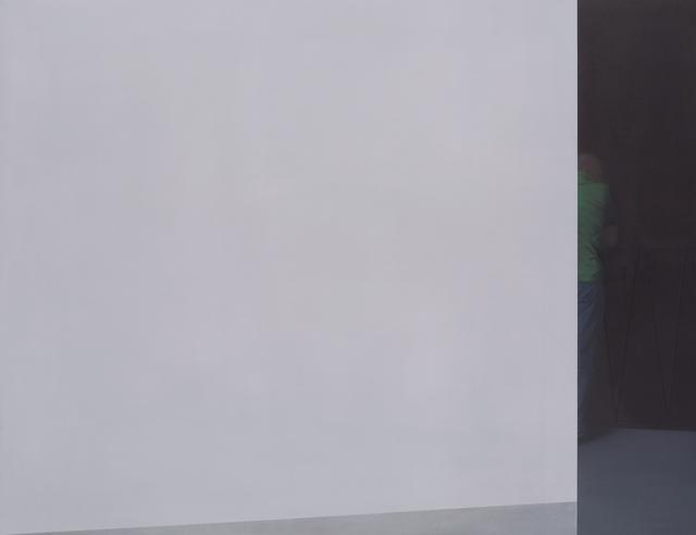 , 'Railing,' 2017, Hakgojae Gallery