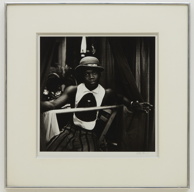 , 'Young Circus Performer in Hat,' 1973, Rick Wester Fine Art
