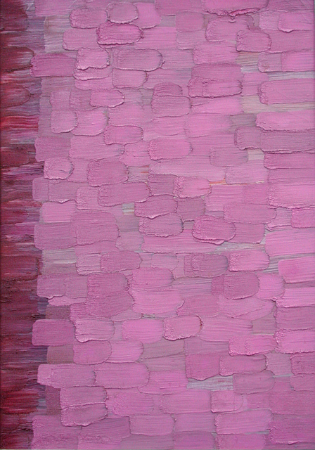 , 'RAYURES ROSES,' 1956, Canadian Art Group