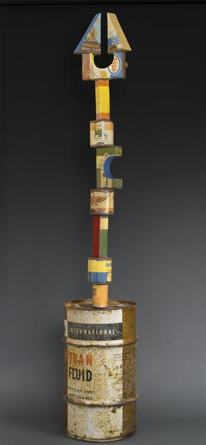 , 'Tower II,' 2016, Eutectic Gallery