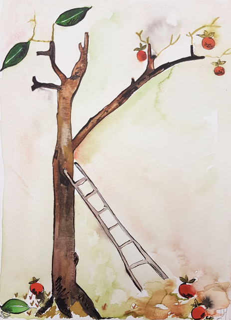 Isabelle Mahaut, 'Pommier', 2019, Galerie Libre Est L'Art