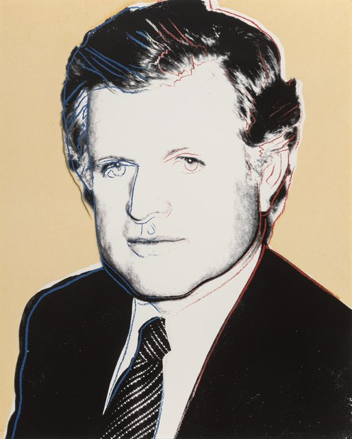 Andy Warhol, 'Edward Kennedy', 1980, Heritage Auctions