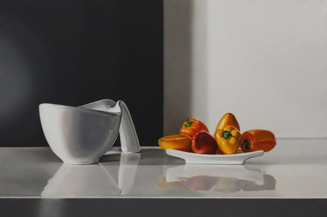 , 'LITTLE PEPPERS,' , Plus One Gallery