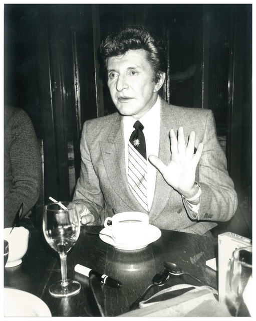 Andy Warhol, 'Andy Warhol, Photograph of Liberace circa 1984', 1984, Hedges Projects