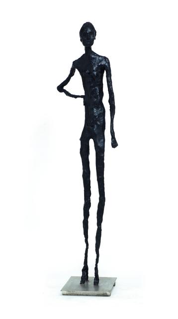 , 'Giacometti's Granddaughter as a Supermodel,' 2013, Zemack Contemporary Art