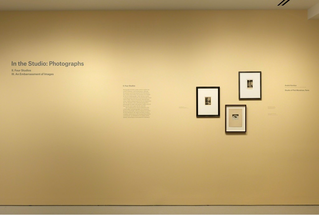 © Estate of André Kertész/Higher  Pictures  © Gagosian Gallery. Photo   by Robert McKeever
