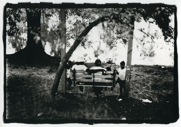 Ming Smith, 'Family Free Time in the Park, Atlanta, GA', 1982, Jenkins Johnson Gallery