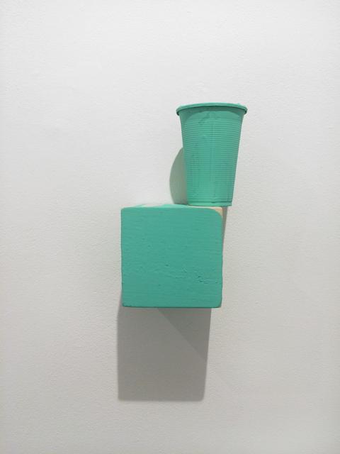 , 'Last Splash,' 2015, Josée Bienvenu