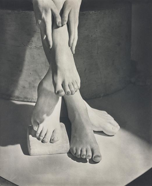Horst P. Horst, 'Barefoot Beauty', 1941, Phillips