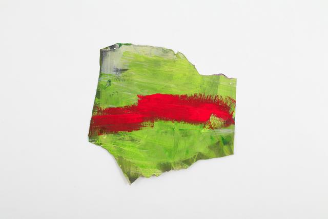 , 'Fetzen,' 1992, Galerie nächst St. Stephan Rosemarie Schwarzwälder