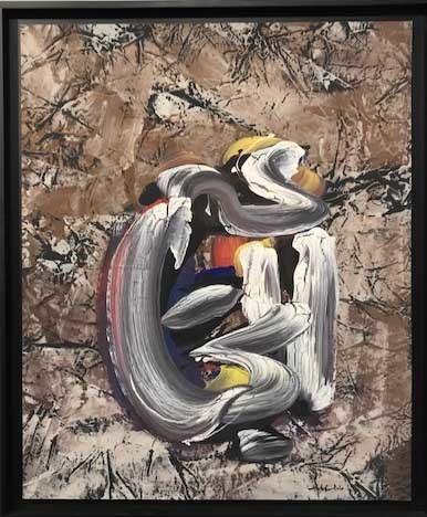 , 'HUNGER,' 1982, Mark Hachem Gallery