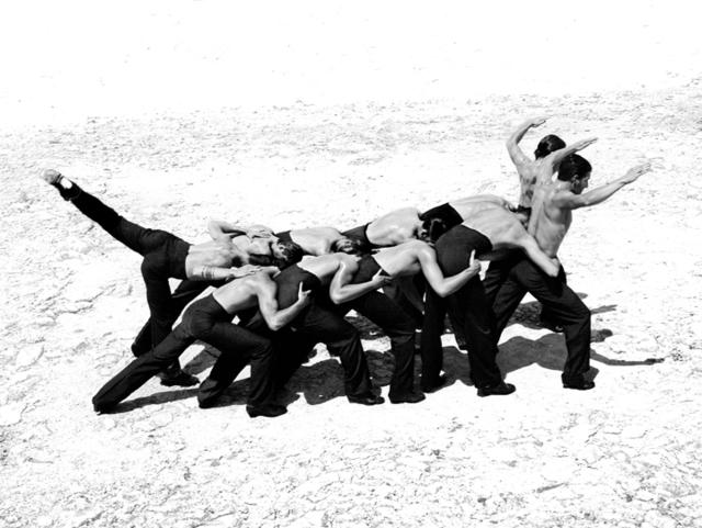 Ruven Afanador, 'Dancers: Ballet Nacional de España, Ballet Flamenco de Andalucía, Compañía Antonio Gades, and Compañía Sara Baras ', 2013, Fahey/Klein Gallery