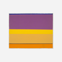 Larry Zox, 'Untitled,' 1963, Wright: Art + Design (February 2017)