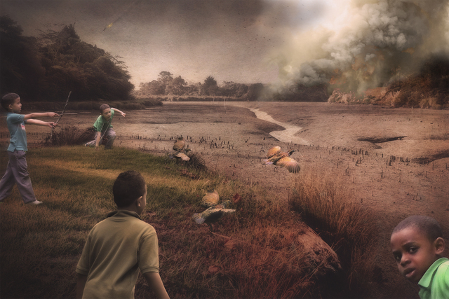 , 'The Ambush,' 2014, Z Gallery Arts