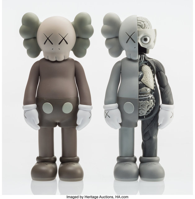 KAWS, 'Companion, set of two', 2016, Heritage Auctions
