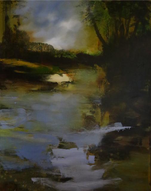 , 'River America III,' 2013, Cob