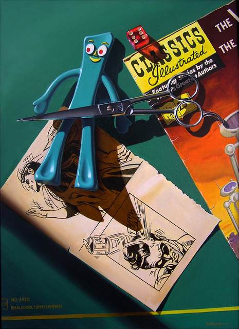 , 'Gumby Classic,' , The Bonfoey Gallery