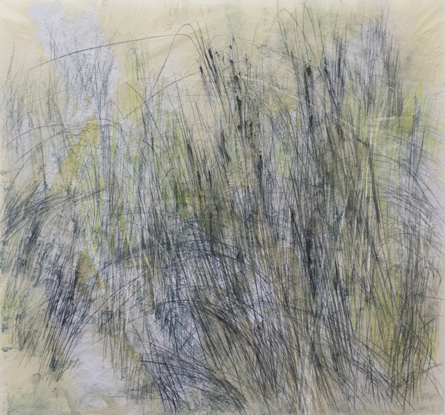 , 'Leaves of Grass No.2 ,' 2019, Galerie du Monde