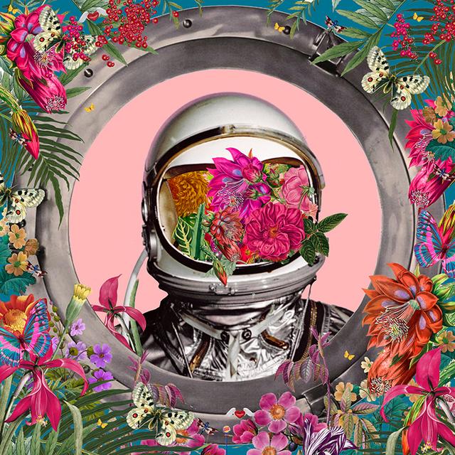 David Krovblit, 'Astronaut II', 2018, Axiom Fine Art