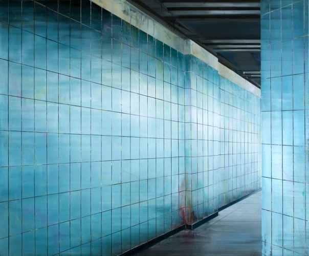 , 'Cerulean tiles,' 2016, Hosfelt Gallery