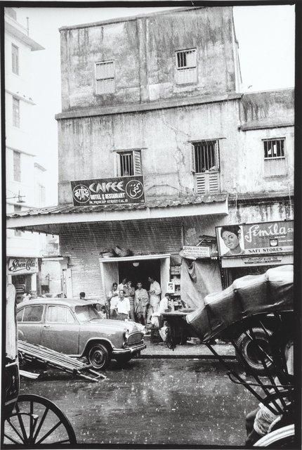 Allen Ginsberg, 'Hotel Caifee, Calcutta', 1971, Heritage Auctions